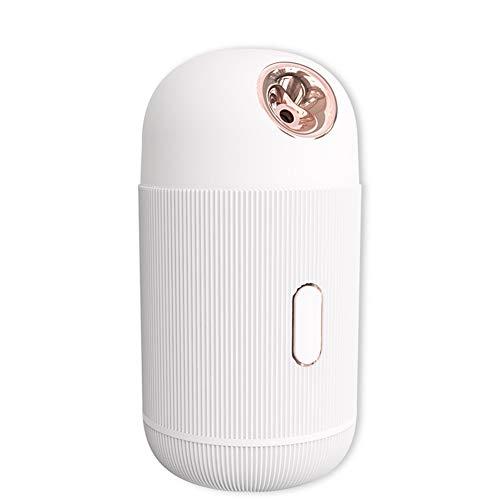 Sauna Facial, Humidificador de Vapor Facial con Niebla Caliente para Hidratar y Rostro Limpio, Cuidadando a la Piel, SPA Casero Personal