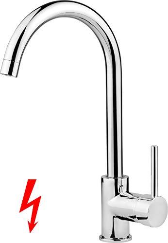 Niederdruck Spültisch Armatur Wasserhahn Einhebelmischer von Tuganna - 5