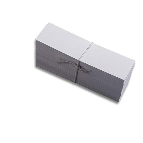 MAYSPIES Duftstreifen - Format 25 x 92 mm, Weiß, 250g/qm, 5000 Stück/Packung