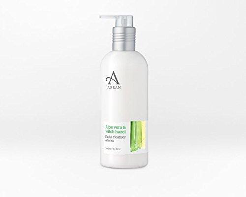 Arran Sense of Scotland Facial Cleanser/Toner 300 ml - Lot de 2