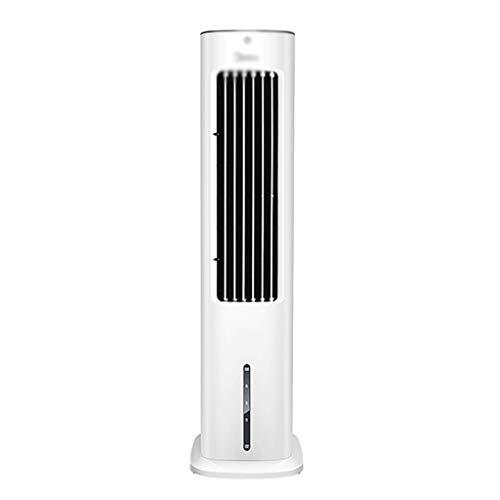 Ventiladores Enfriador De Aire Doméstico Piso Verano Evaporativo para Sala Torre De Ahorro De Energía con Tanque De Agua