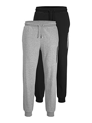 Jack & Jones JJRARRY Sweat Pants 2PK MP Pantaln Deportivo, Tap Shoe, XL para Hombre