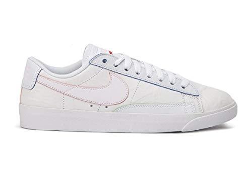 Nike Blazer Low WMNS Damen AT5252 Sneakers Weiß (36.5)