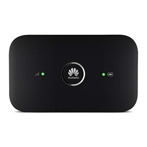 HUAWEI E5573s-320 Hotspot 4G LTE Mobile WiFi, bis zu 150 MBit/s, Schwarz