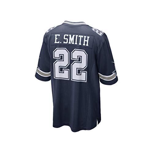 NFL Dallas Cowboys Nike Game Jersey, Herren, Spiel, 200710119, Navy, 5XL