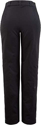 Spyder Damen Winner Gtx Hose , Black , L (Herstellergröße : 14-R)
