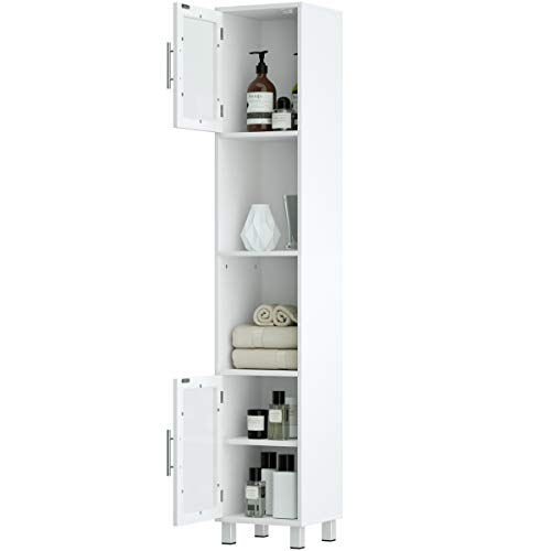 Tangkula Tall Bathroom Cabinet