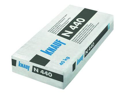 Flächenheizung Fußbodenheizung Knauf N 440 Gips Bodenausgleichsmasse Sack 25 kg