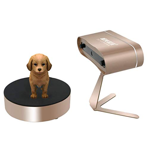 New LLC- POWER Multi-Functional 3D Scanner, Versatile/Align Scan Modes, 0.05mm Accuracy, Rapid/Fixed...