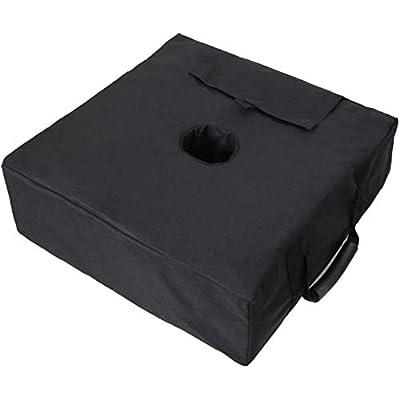 Square Umbrella Base Weight Bag, Umbrella Stand...