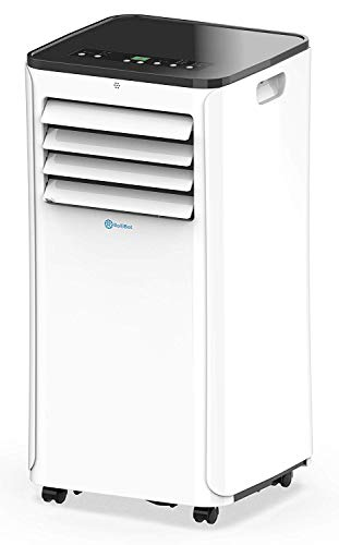 RolliCool Alexa-Enabled Portable Air Conditioner 10,000 BTU AC Unit with Heater,...