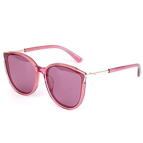 Gafas de sol para mujer, de alta definición, retro, con revestimiento de nailon, polarizado, protección Uv400, cuadradas, ligeras, para deportes al aire libre, Wayfarer
