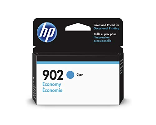 HP 902 | Ink Cartridge | Cyan | Economy Size | 3YP80AN | Discontinued by Manufacturer