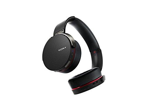 SONY-MDRXB950B1 Sony Black Wireless Bluetooth HEAPHONES Xtra Bass