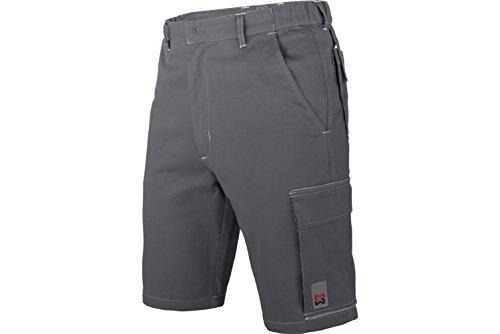 WÜRTH MODYF Arbeitsshorts Basic grau: Die Moderne und stylische Shorts ist in der Größe 56 erhältlich.