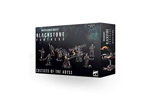 Unbekannt Games Workshop Warhammer Quest Blackstone Fortress: CULTISTS of The Abyss