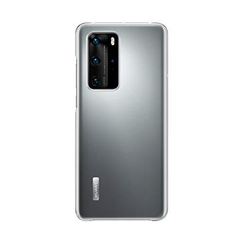Funda para Huawei P40 Pro Clear, Accesorio Original, Transparente