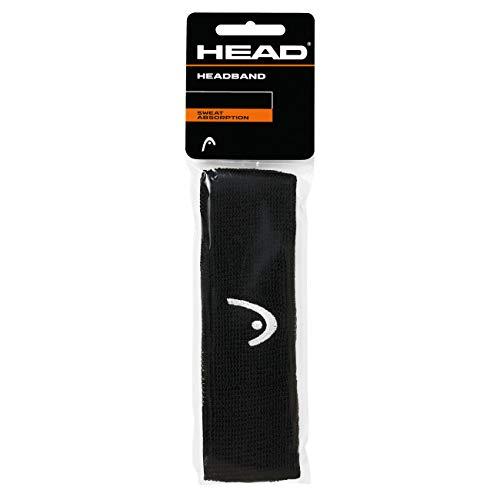 HEAD Stirnband schwarz Einheitsgröße