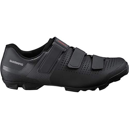 SHIMANO XC1 Mountain Bike Shoe - Men's Black, 40.0