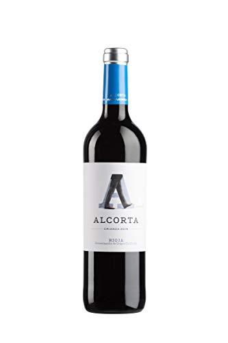 ALCORTA vino tinto crianza do rioja botella 75 cl
