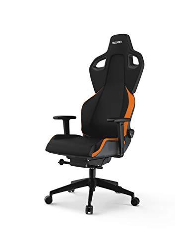 RECARO Exo Gaming Chair | Sunset Orange – Ergonomischer, atmungsaktiver Gaming-Stuhl mit Feinjustierung - Designed & Made in Germany