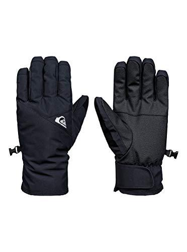 Quiksilver Herren Cross - Snowboard/ski Gloves, Anthracite, XL