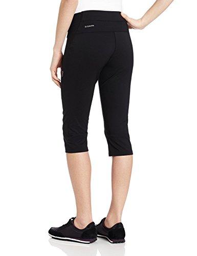 Columbia Women's Back Beauty Capri Hiking Pants, Black, S