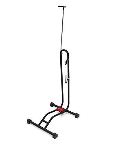 Vélo Line(ベロライン) 新縦置きマルチサイクルスタンド 縦置き/L字型車輪差し込み/フック型 ディスプレイ...
