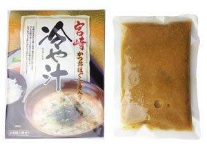 宮崎名物 冷汁160g(お茶碗2杯分)×12袋  約24杯分