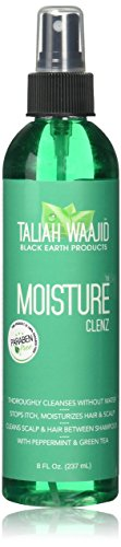 Taliah Waajid Black Earth Products Moisture Clenz, 8 Oz
