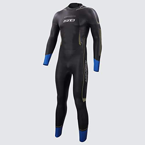 ZONE3 Vision - Traje de Neopreno para Hombre, Hombre, Color Negro y Azul, tamaño XX-Large