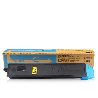 Kompatibel mit Kyocera TK8328 Tonerkartuschen Ersatz für Kyocera TASKalfa 2551Ci Kopierer-Blue