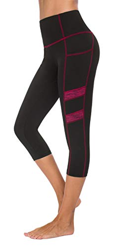 Sugar Pocket Sporthose Damen Yoga Hosen Training Laufende Leggings XXL