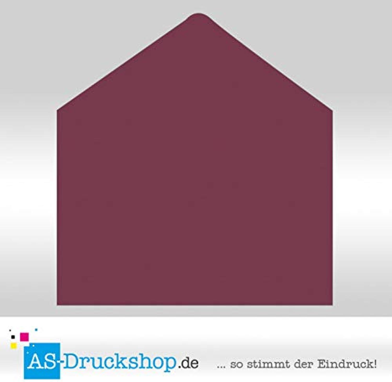 Briefumschlag KuGrün - Cassis - - - mit Seidenfutter DIN B6   100 Stück B0794WLVSJ | Angenehmes Gefühl  e303af