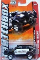 Matchbox - MBX Heroic Max 72% OFF Rescue 120 Japan's largest assortment 2013 Ford Explorer 36