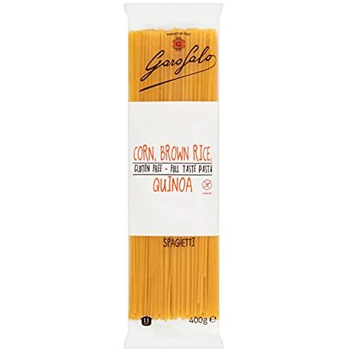 GAROFALO Spaghetti senza Glutine, Pasta senza Glutine, 1 x 400 Grammi