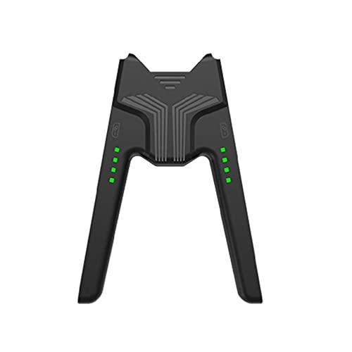 ZOUD Poignée de chargement gauche et droite en forme de V sans fil pour manette NS Switch Joy-con