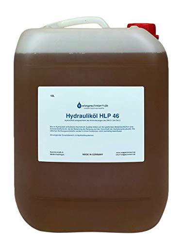 Hydrauliköl HLP 46 ISO VG 46 nach Din 51524 Teil 2 (10 Liter)