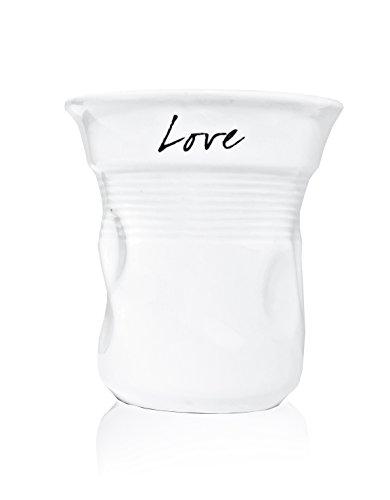We Love Home - Tasse Mug en Porcelaine 20 cl. Style scandinave Design Love