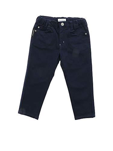 Emporio Armani Jeans Menino Azul-marinho 6 Meses - A30707437