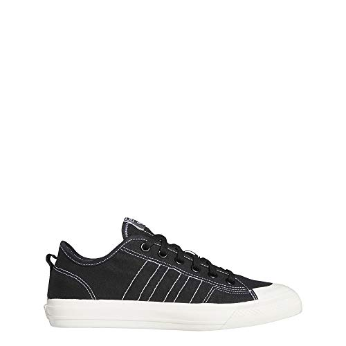 adidas Nizza RF Shoes Men's, Black, Size 9
