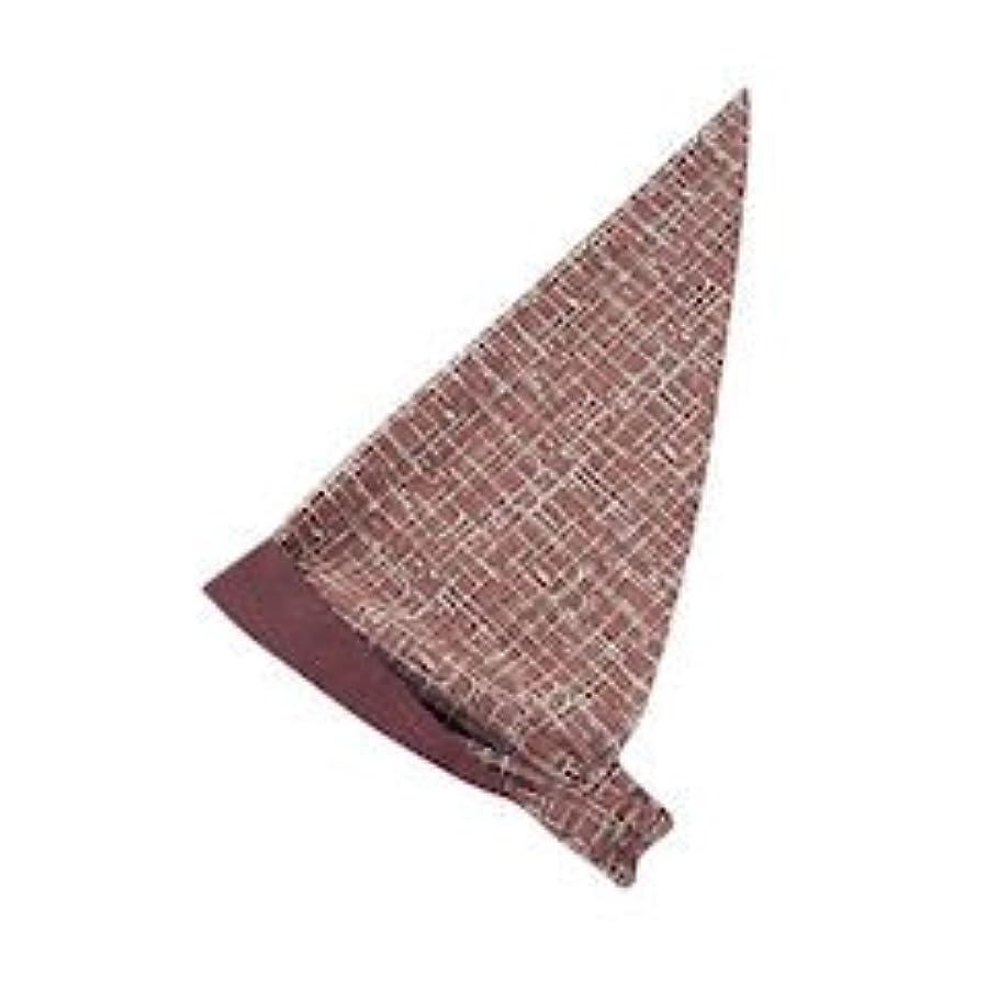 計算可能征服するライラックリバーシブル バンダナ帽 JA-5254 (焦茶)/62-6640-33