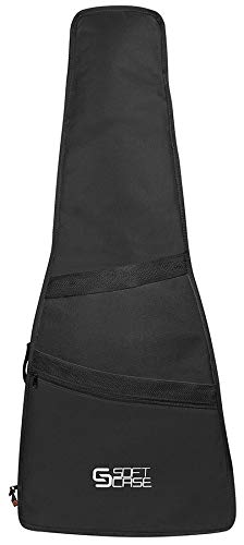 Soft Case Start Folk Padded Guitar Case - Black