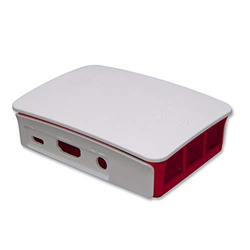 RLJJCS1163 Caja Protectora Blanca for RPI 3 Poser B