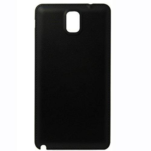 UU FIX Tapa de Batería para Samsung Galaxy Note 3(Negro).