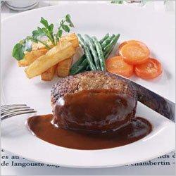 鳥肉 [ 無添加 ] 牛肉 100% ジューシー ハンバーグ 150g × 3個 和歌山県産 牛肉 [ 冷凍食品 ] [ ギフト / お中元 ] 【 冷凍 】
