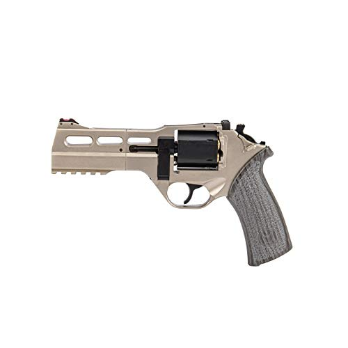 Lancer Tactical Limited Edition Airgun Chiappa Rhino 50Ds CO2 Revolver Silver .177 Caliber