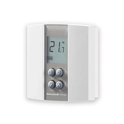 Honeywell Home T135C110AEU DT135 Termostato Digital No-programable, Blanco