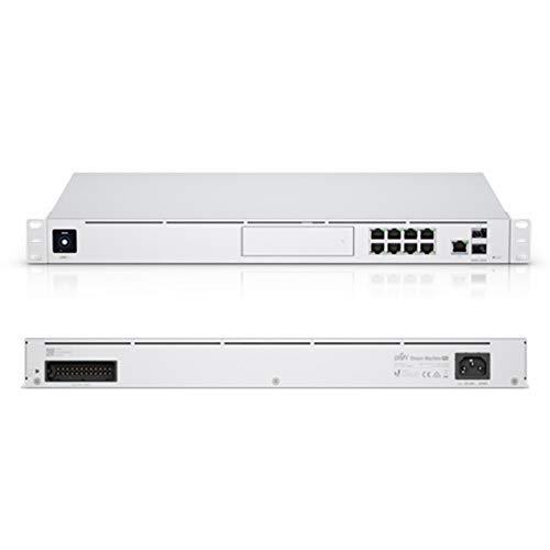 ubiqui networks Unifi Dream Machine Pro UDM-PRO 10Gbps Advanced Security Gateway Built-in Switch 1U Rackmount