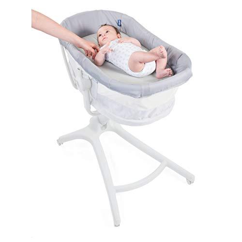 Chicco Wickelauflage für Baby Hug 4-in-1, weiß, 06079758000000